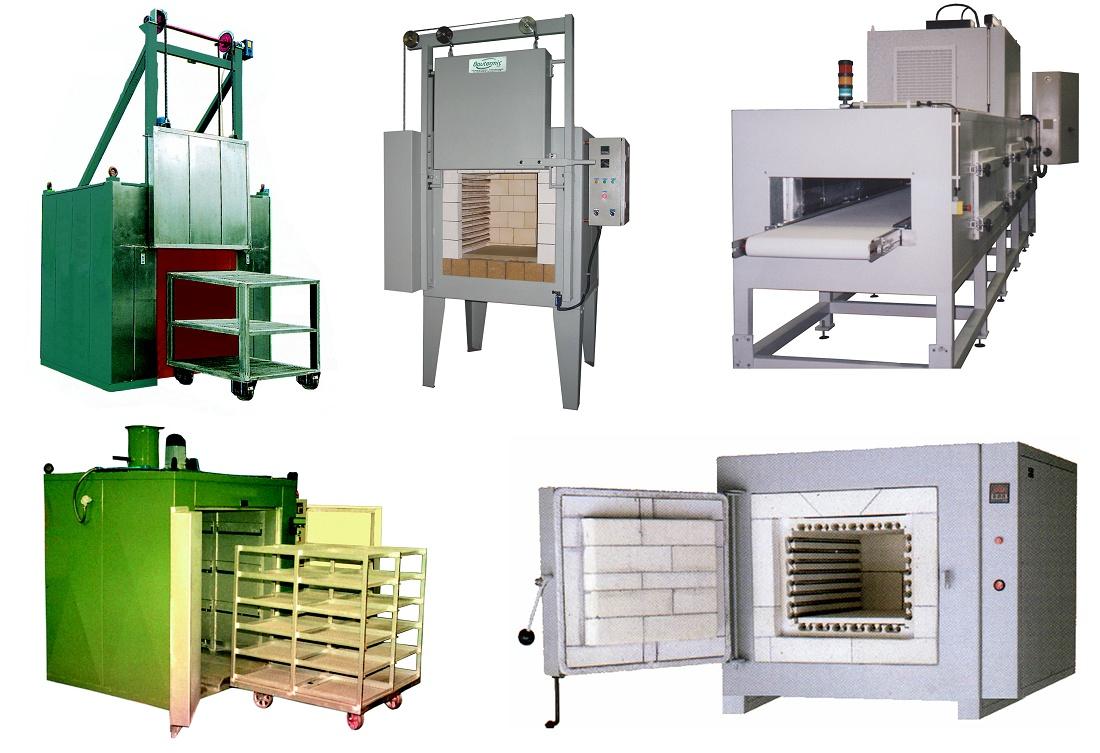 Foto de Estufas y hornos industriales