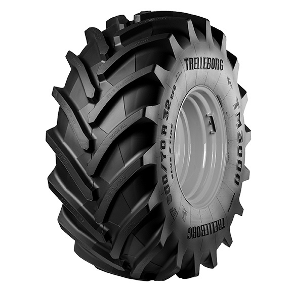 Foto de Neumáticos agrícolas para cosechadoras