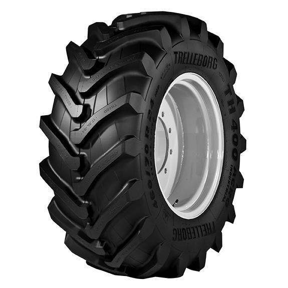 Foto de Neumáticos agro-industriales