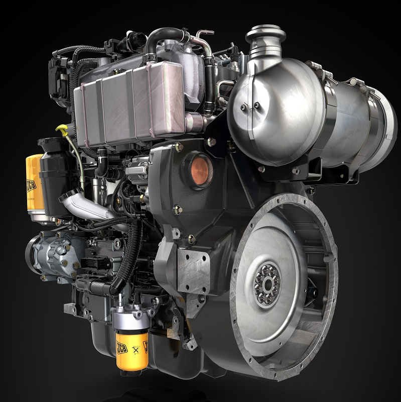 Foto de Motores para maquinaria de obras públicas