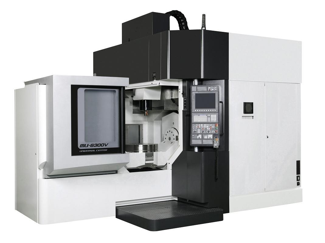 Foto de Centro de mecanizado vertical