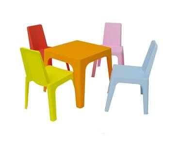 Sillas infantiles dd hey hosteler a restauraci n - Sillas y mesas infantiles ...