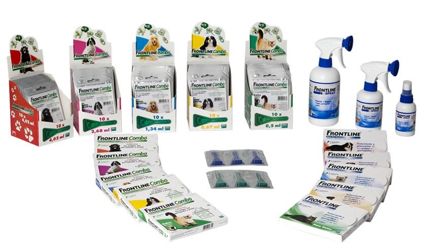Foto de Insecticidas para mascotas