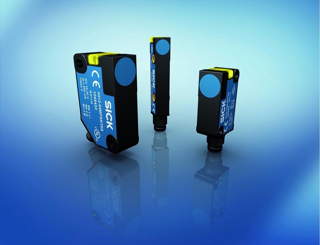 Foto de Sensores de proximidad inductivos