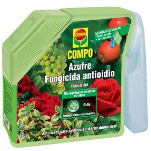 Foto de Fungicidas