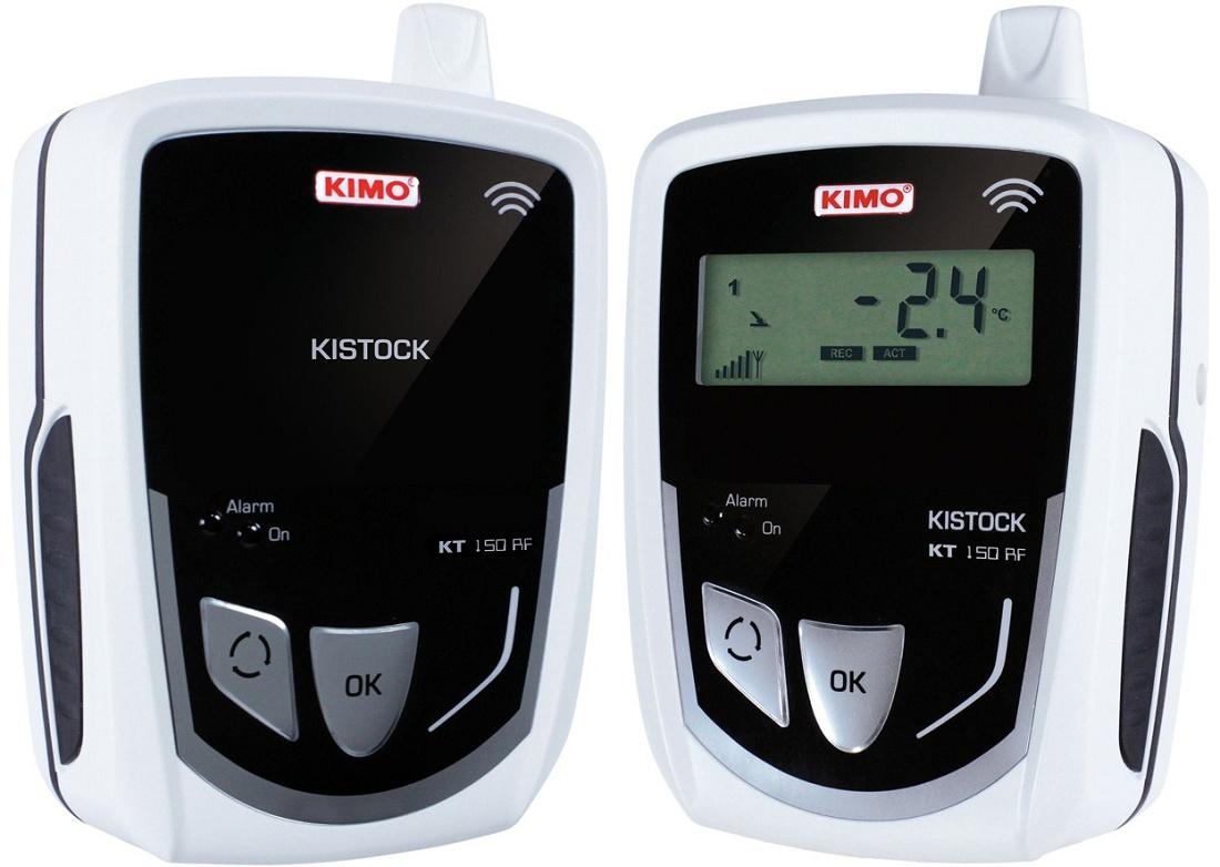 Foto de Registradores inalámbricos de temperatura