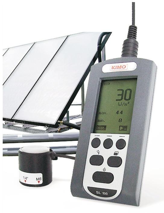Foto de Solarímetros