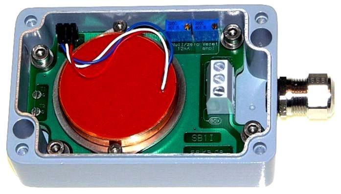 Foto de Inclinómetros capacitivos