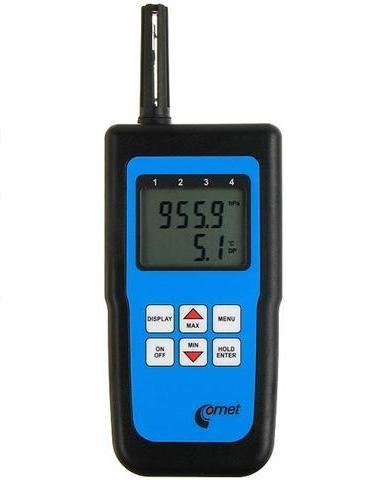 Foto de Registradores portátiles de temperatura y humedad