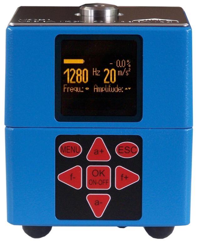Foto de Calibradores de acelerómetros