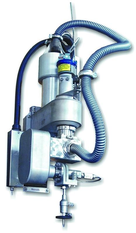 Foto de Rotator por chorro de agua