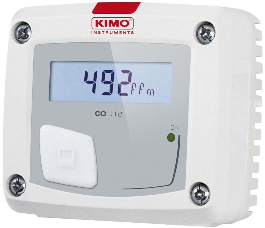 Foto de Transmisores de concentración de CO2