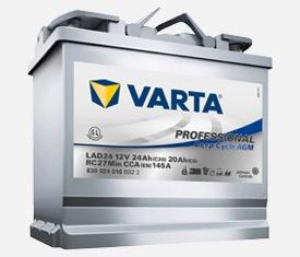 Foto de Baterías para maquinaria industrial