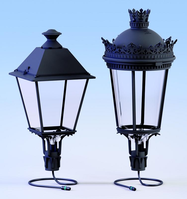 Foto de Luminarias ornamentales