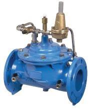Foto de Válvulas para control de presión