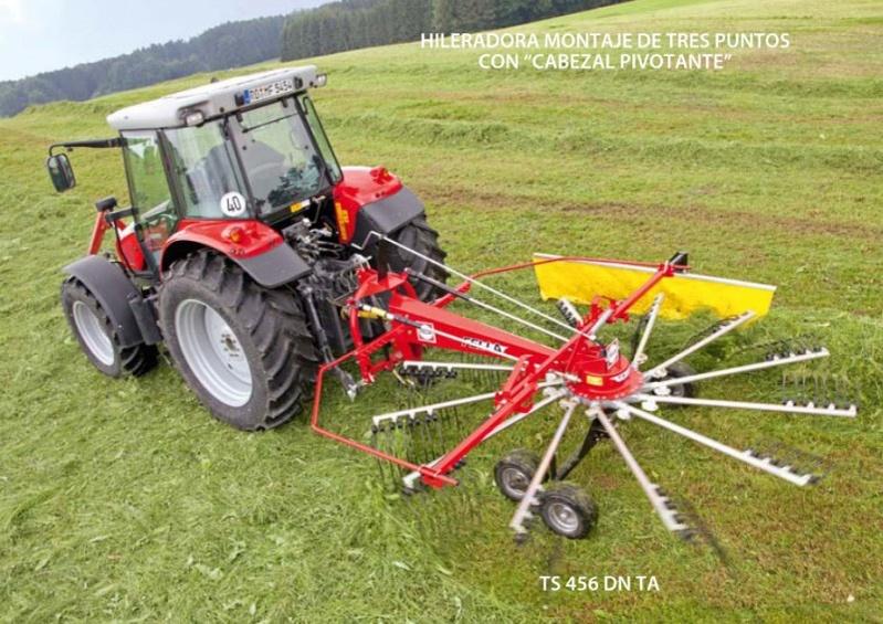 Foto de Hileradores Mono-rotor