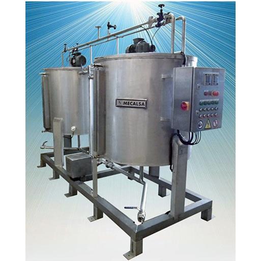 Foto de Depósitos de elaboración de salsas y líquidos de cobertura