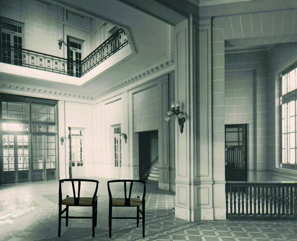 Foto de Sillas y sillones de hostelería
