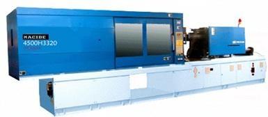 Foto de Máquinas de inyección de termoplásticos
