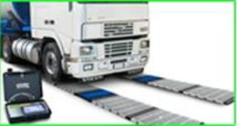 Foto de Básculas para vagones y camiones