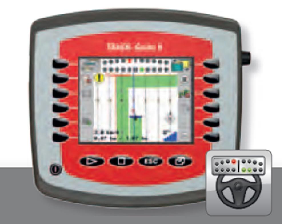 Foto de Sistema para autoguiado de maquinaria agrícola