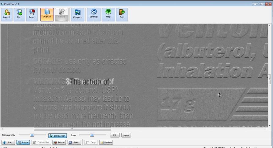 Foto de Software de comparación de imágenes o textos