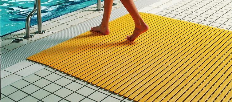 Foto de Esteras para piscinas