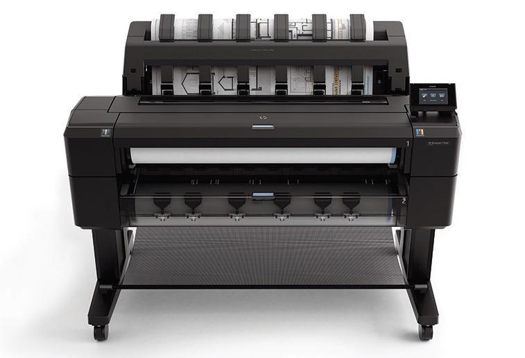 Foto de Impresoras con dos rollos y conexión a Internet
