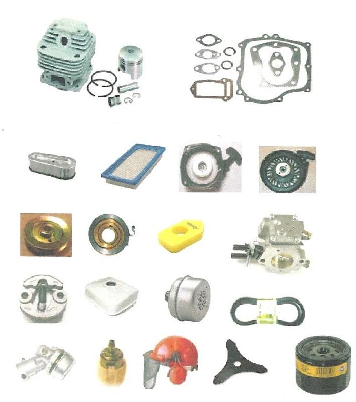 Recambios y accesorios para maquinaria de jardiner a for Articulos para jardineria