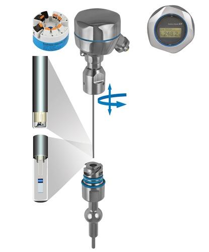 Foto de Sensores de temperatura sanitarios