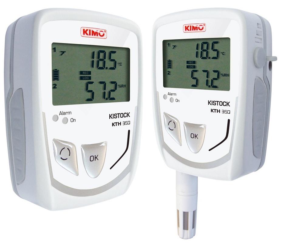 Foto de Registradores de temperatura y humedad
