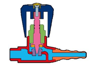 Foto de Grifería para vacío, aire comprimido y otros gases y fluidos