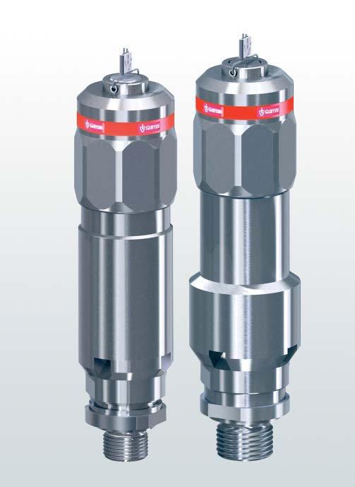Foto de Válvulas de seguridad para alta presión