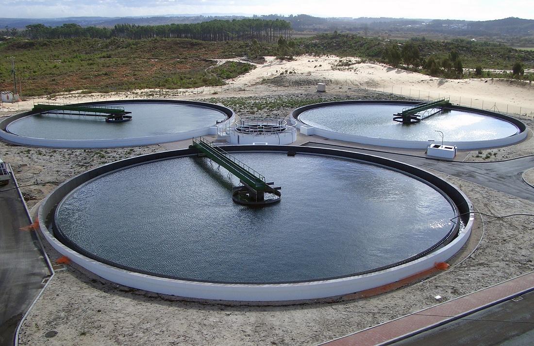 Foto de Puente decantador circular