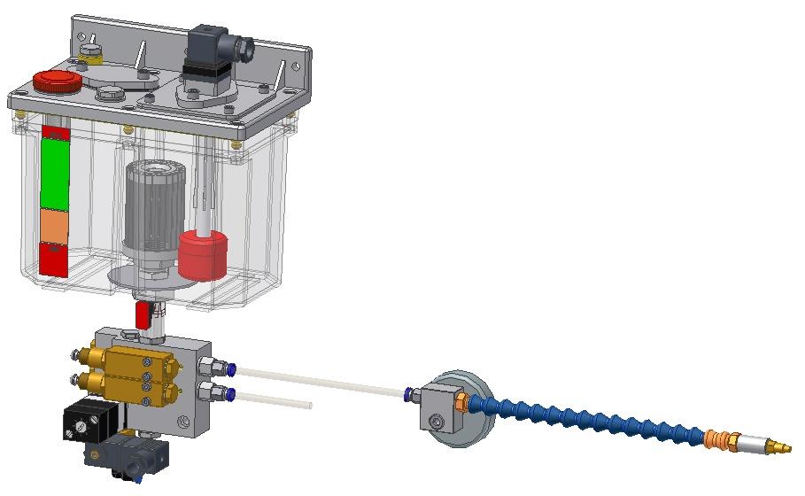 Foto de Tecnología de lubricación