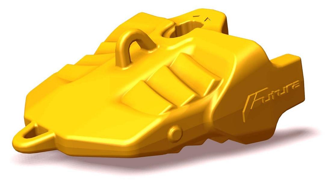Foto de Material de desgaste para minería