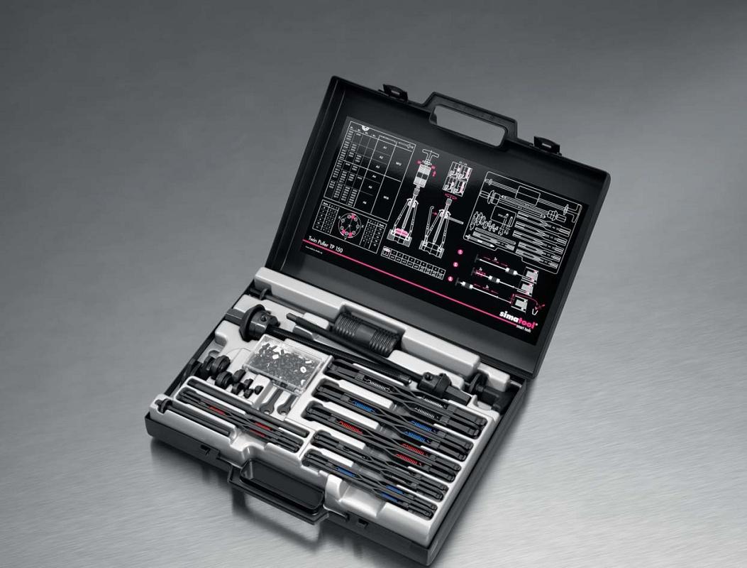 Foto de Maletines compactos con herramientas