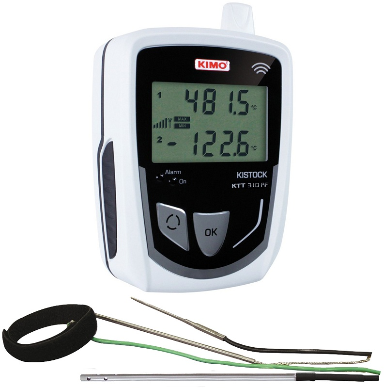 Foto de Registradores de temperatura