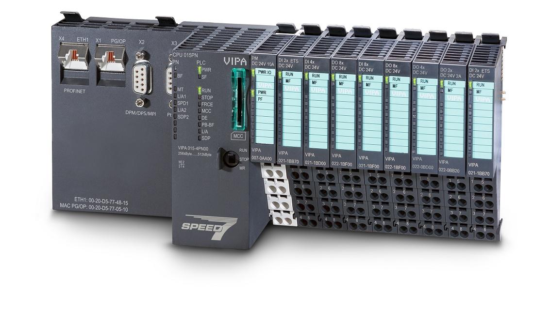 Foto de CPUs basadas en tecnología Speed7