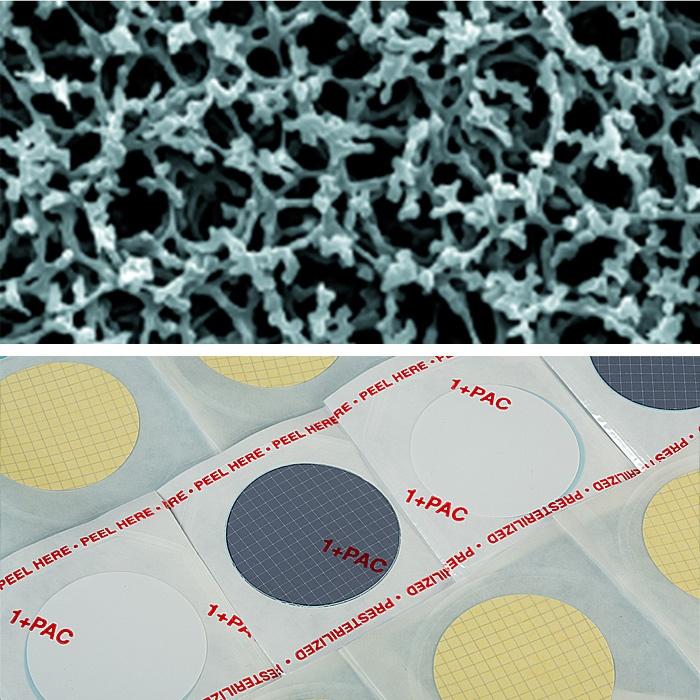 Foto de Filtros membrana