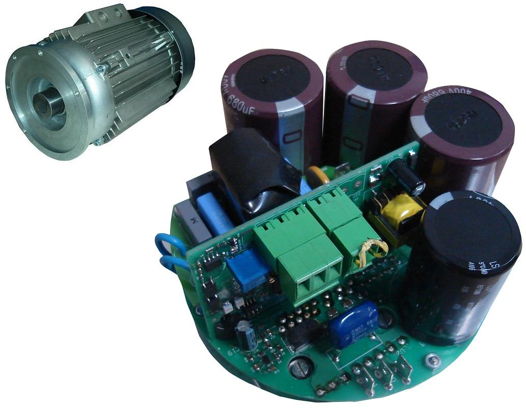 Foto de Motores para múltiples aplicaciones
