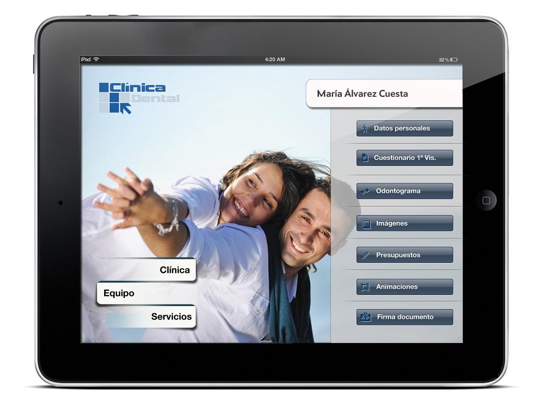 Foto de Software de comunicación con el paciente a través de dispositivos móviles