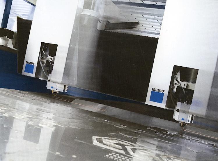 Foto de Máquinas de corte por láser