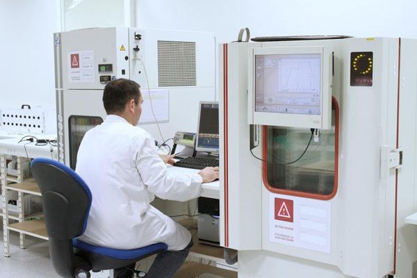 Foto de Laboratorio de termometría