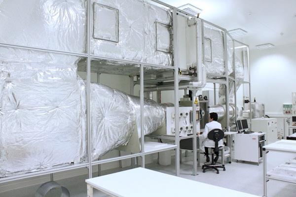 Foto de Laboratorio de velocidad del aire