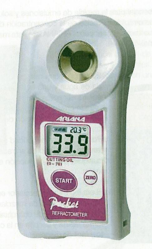 Foto de Refractómetros manuales digitales