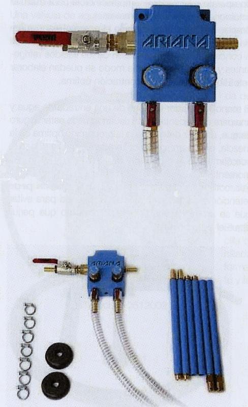 Foto de Aparatos duo-mezcladores