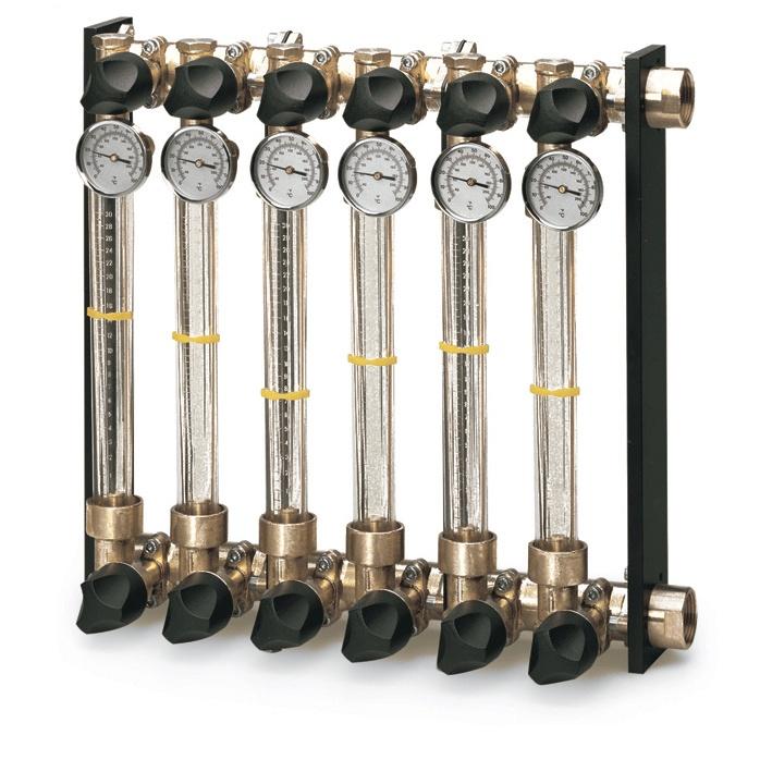 Foto de Regulador de caudal de agua