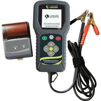 Foto de Analizador de baterías y sistemas eléctricos