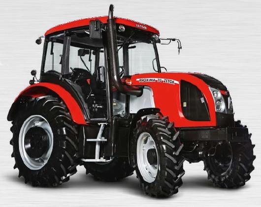 Foto de Tractores universales